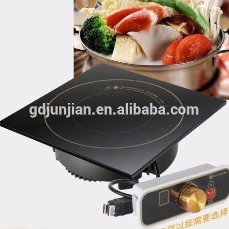Restaurant Induction Cooker With Etl Ul