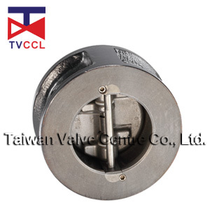Retainerless Type Dual Plate Wafer Check Valve Tvccl
