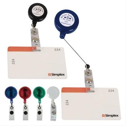 Retractable Badge Holder Card Key Yoyo Reel Gift Stationery