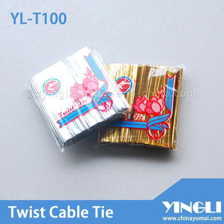Reusable Twist Tie Yl T100