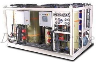 Reverse Type Osmosis Ro Fresh Water Generator