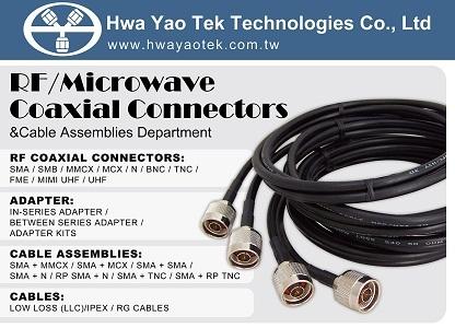 Rf Cable Assemblies For Lmr100 Lmr200 Lmr400