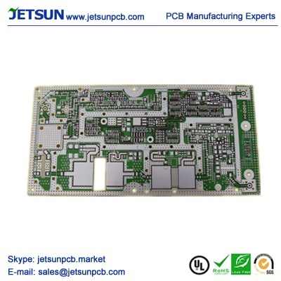 Rf Microwave Pcb High Frequency Special Material Circuit Board