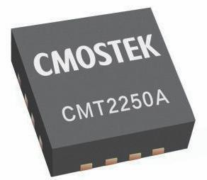 Rf Receiver Chip Cmt2250a 2251a