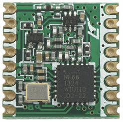 Rf Transceiver Cob Module Rfm66 Hoperf
