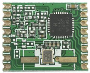 Rf Transceiver Cob Module Rfm69 Hoperf