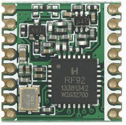 Rf Transceiver Cob Module Rfm92 Hoperf