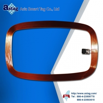 Rfid Security Card Coil Pol03a