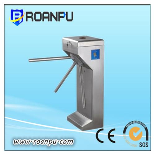 Rfid Stainless Steel High Speed 3 Arm Turnstile