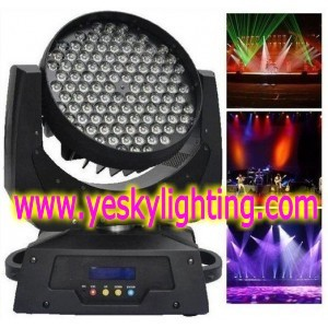 Rgbw Led Moving Head Wash 108pcs 3w Yk 101