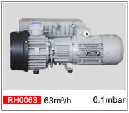 Rh Series Rotary Vane Energy Saving Hospital Vacuum Pump Rh0063