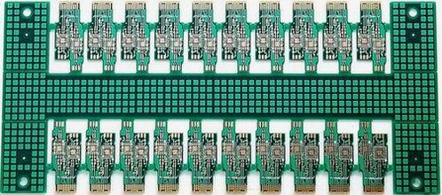 Rigid Double Sided Pcb Boards