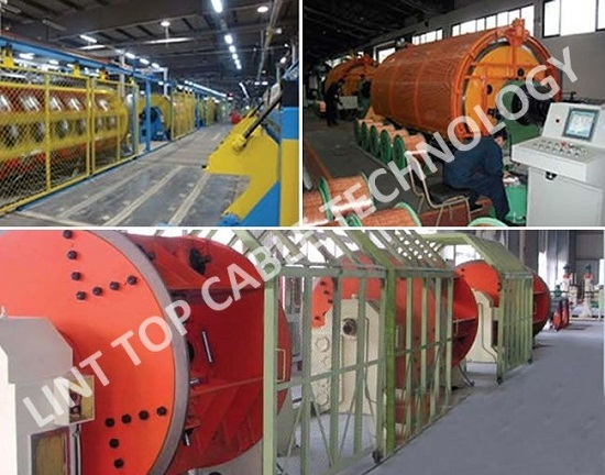 Rigid Stranders Stranding Machines