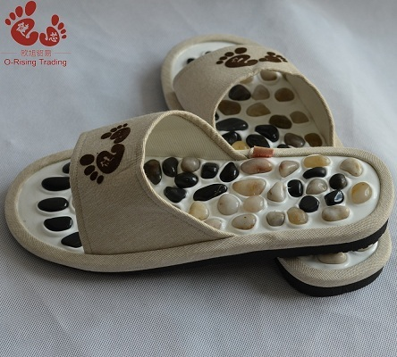 Riverstone Soft Massage Slippers