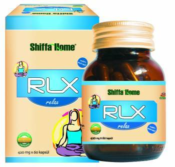 Rlx Relaxing Capsule Natural Herbal Supplement For A More Peaceful Life 420