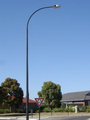 Roadway Lights Lighting Pole