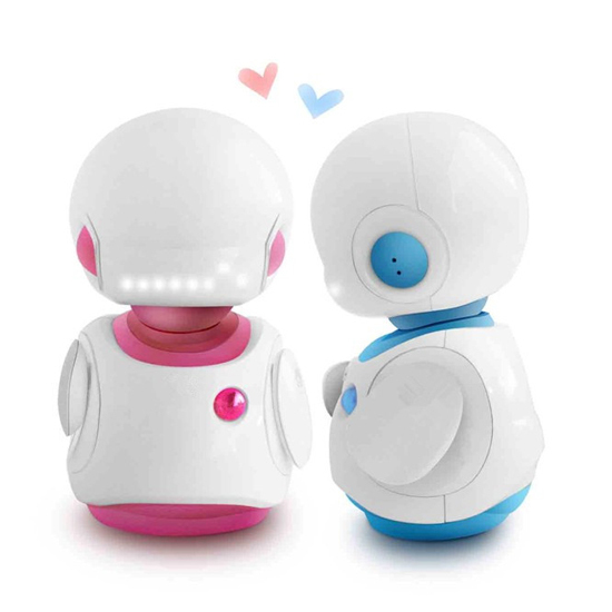 Robot Qee Toys Electrical Lover