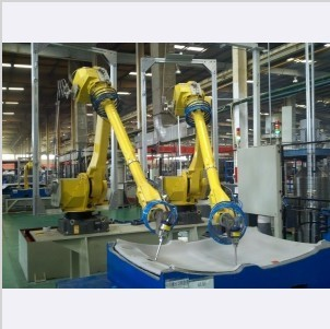 Robot Water Cutting Systems