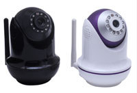 Rocam Nc700 Indoor Ip Camera With Sd Card Night Vision Motion Alerts