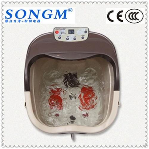 Roller Foot Bath Machine Massager Spa Washer With Heat