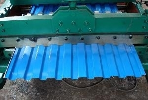 Rolling Shutter Door Roll Forming Machine Description