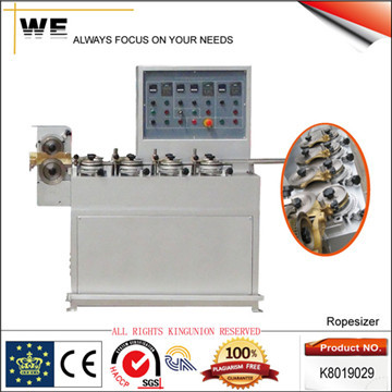 Rope Sizer For Candy Making