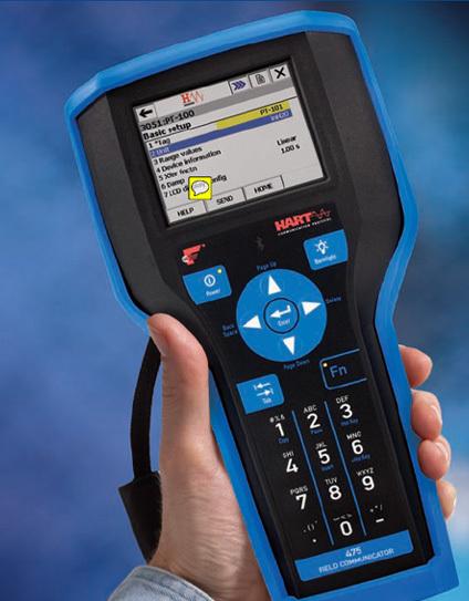 Rosemount 388 Hart Field Communicator