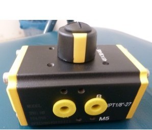 Rotary Actuator Quarter Turn Pneumatic