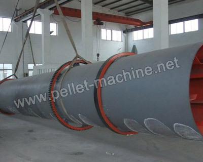 Rotary Drum Dryer This Is A Type Of Industrial Employed To Reduce The Moist