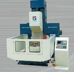Rotary Working Table High Speed Cnc Flange Drilling Machine Thd10