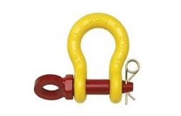 Rov Shackle Sln Shackles