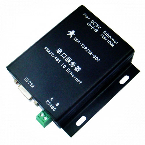 Rs232 Rs485 Interface Ethernet To Serial Converter
