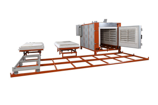 Rs2a 2000 Shuttle Ceramic Kiln