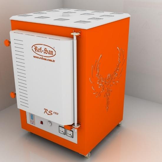 Rt 150 Heat Treatment Kiln