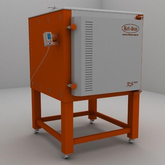 Rt 300 Heat Treatment Kiln