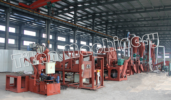 Rts Series Hydraulic Crusher