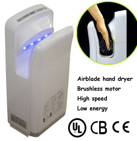 Rual Jet Hand Dryer High Speed
