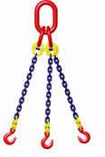 S 6 Three Leg Chain Sling