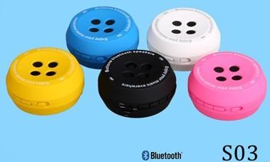 S03 Bluetooth Speaker