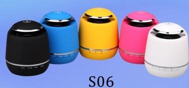 S06 Bluetooth Speaker