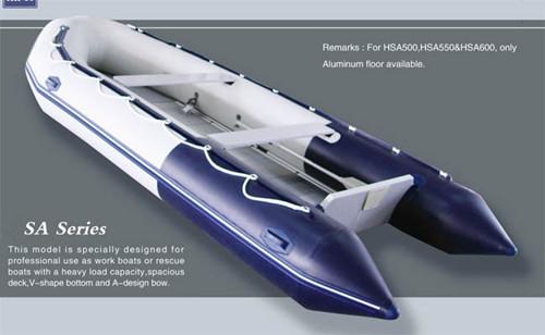 Sa Hypalon Pvc Inflatable Boat