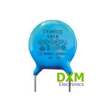 Safety Recognised Ceramic Capacitors