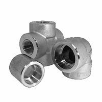 Sale Of All Kind Screwed Socket Weld Forged Steel Fittings
