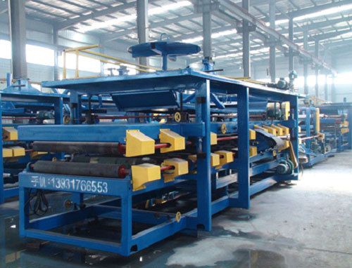 Sandwich Plate Roll Forming Machine Detailed Description