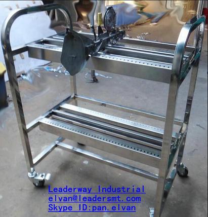 Sanyo Motorized Feeder Storage Cart