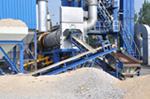 Sap100 100tphasphalt Batch Mix Plant