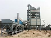 Sap120 120tphasphalt Batch Mix Plant