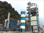 Sap160 160tphasphalt Batch Mix Plant