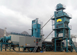 Sap40asphalt Batch Mix Plant