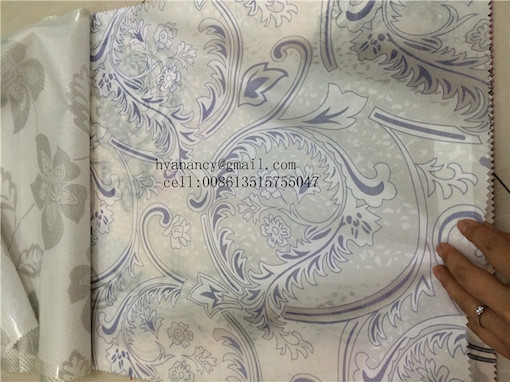 Satin Usually Widely Use For Spring Net Mattress And Quilted Fabric Bedding